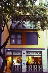 Hoy toca - Cafetería Dulcería Dulce Capricho - Av. República de Argentina - Irene Méndez