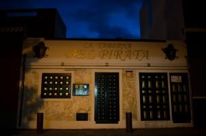 Noche pirata - La taberna pirata - Pl. del Cristo - Rakim
