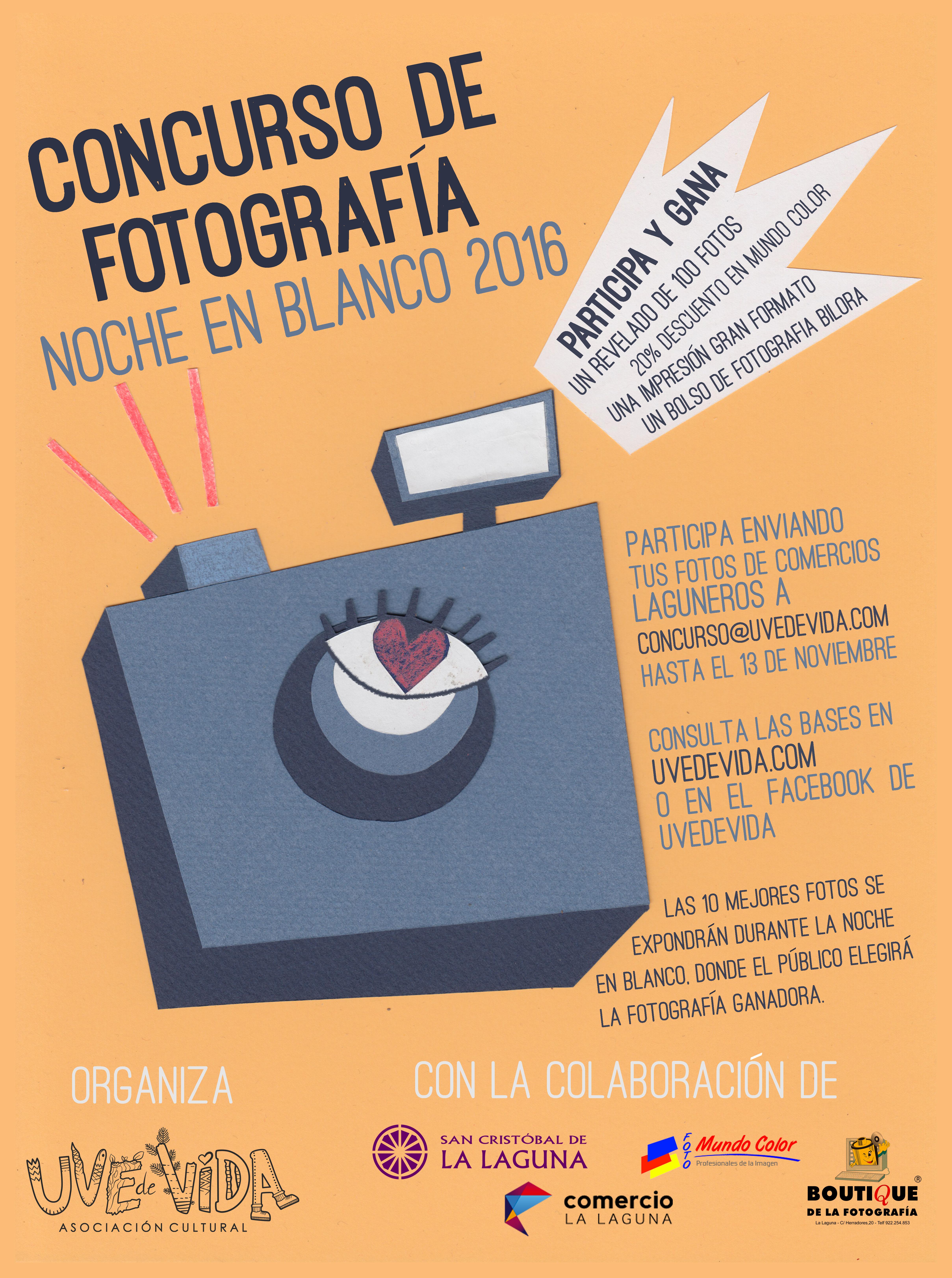 Concurso Fotográfico NBLL '16