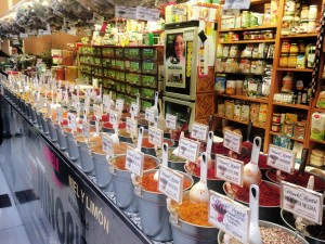 Puesto de Especias - Mercado de La Laguna, Pl. del Cristo - Arwenchitart