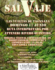 Salvaje Taganana 17Junio18