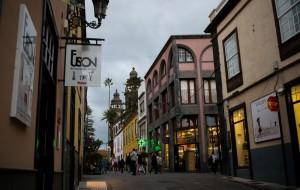 Una tarde cualquiera - Cruce calles San Juan y Herradores - Nimika